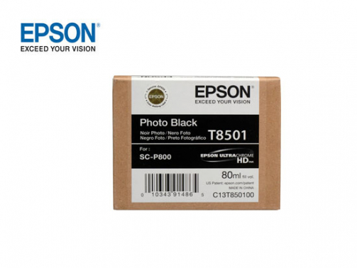 photo black epson 855
